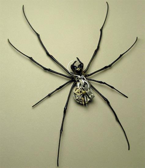 insetos_mecanizados_2 Insetos mecanizados transformam pragas em artes Papo de Praga