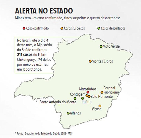 20141014004002638286i Minas anuncia força-tarefa para combater mosquisto transmissor da febre chikungunya Notícias