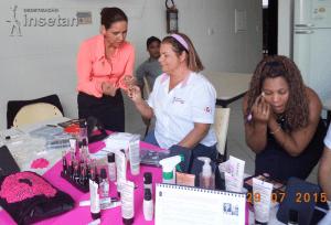 MARY-KAY-300x204 Funcionários da Insetan participam de Semana de Prevenção de Acidentes do Trabalho Institucional
